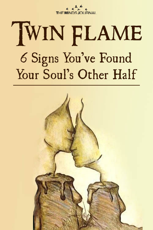 Twin Flame — 6 Signs That Tell You've Found Your Soul's Other Half