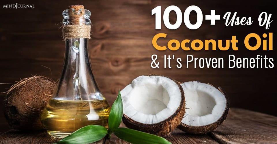 uses of coconut oil and benefits