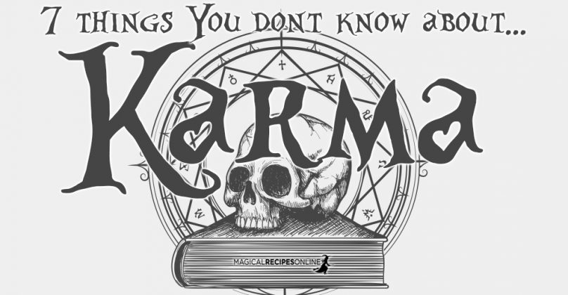 7 Things You Don't Know About The Karmic Law