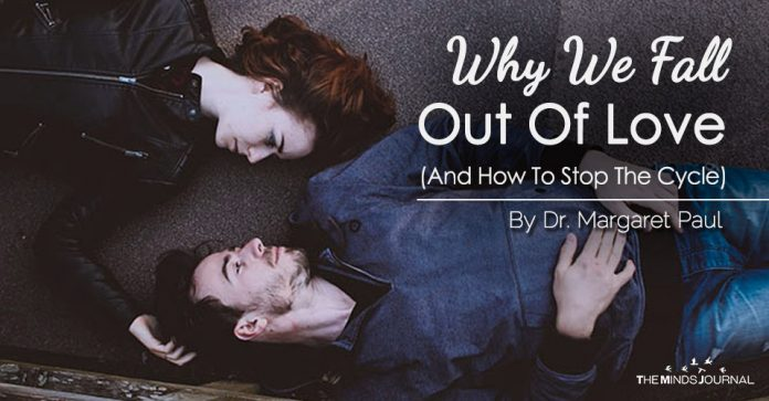 Why We Fall Out Of Love (And How To Stop The Cycle)