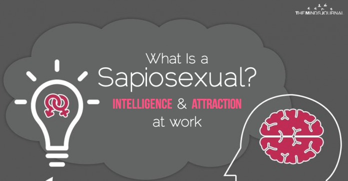 Sapiosexual , Intelligence & Attraction at work
