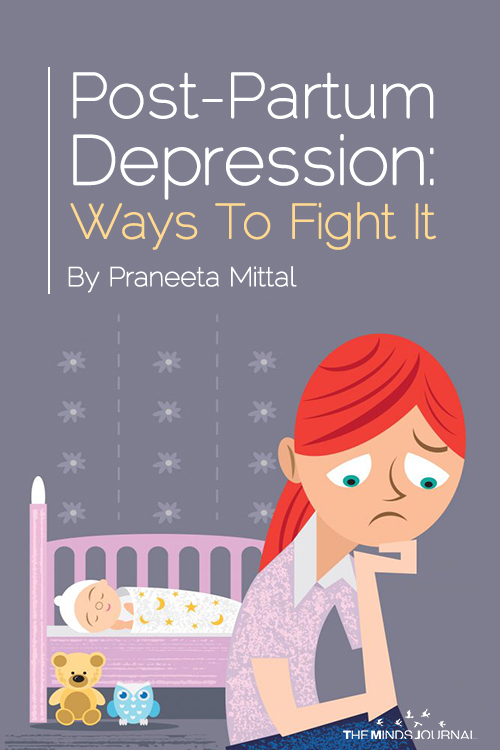 Post-Partum Depression: What You Can Do To Fight It