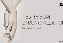 How to build STRONG RELATION!