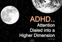 ADHD Attention Dialed Into A Higher Dimension