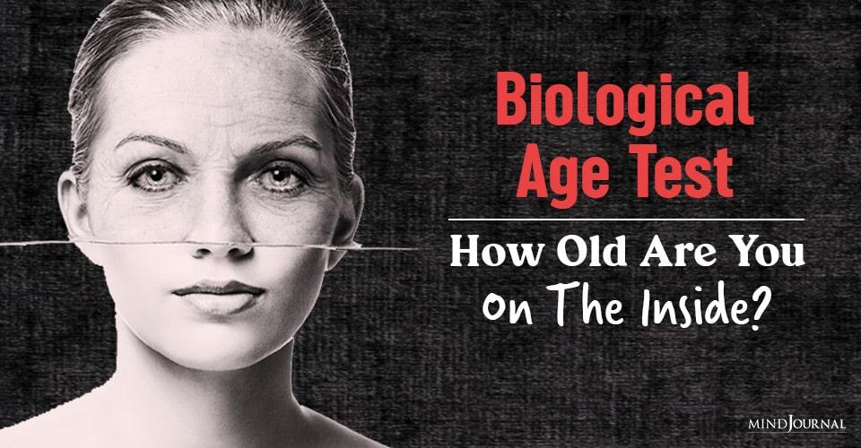 Biological Age Test