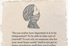 Do You Realize How Important It Is To Be Independent
