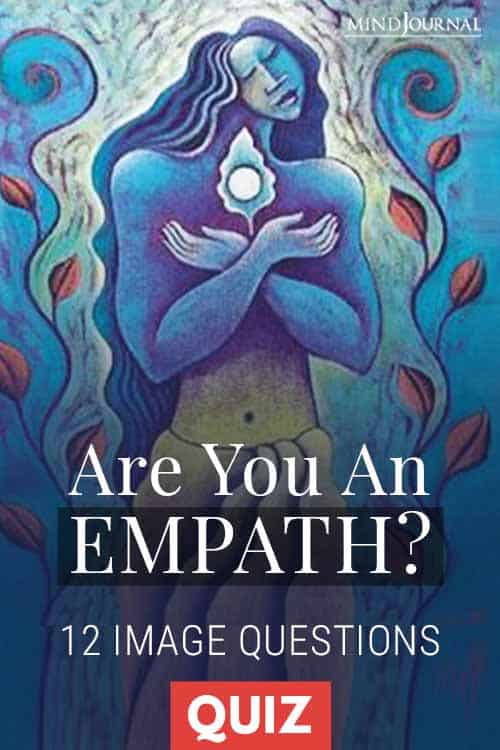 Empaths Pass Imagery Personality Test Pin