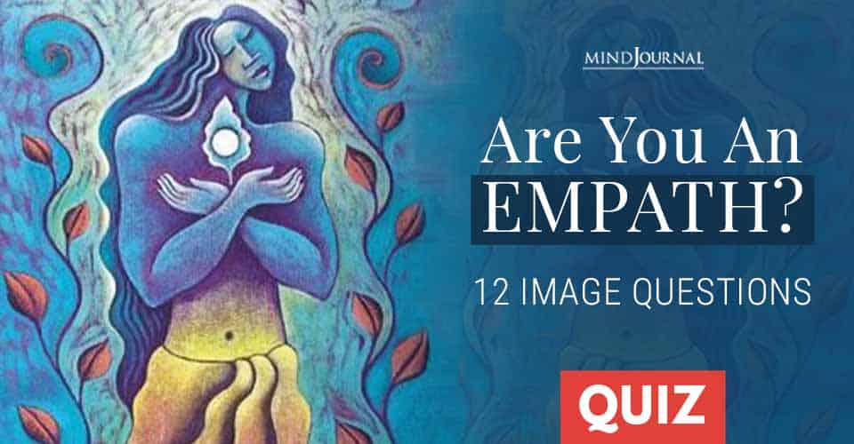 Empaths Pass Imagery Personality Test