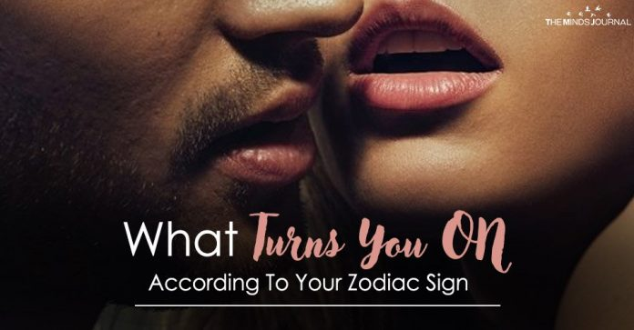 Erogenous Zones of Zodiac Signs – What Turns You On