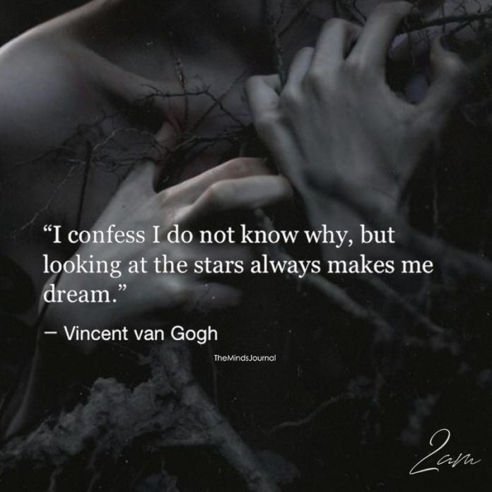 I Confess I Do Not Know Why