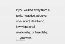 If You Walked Away