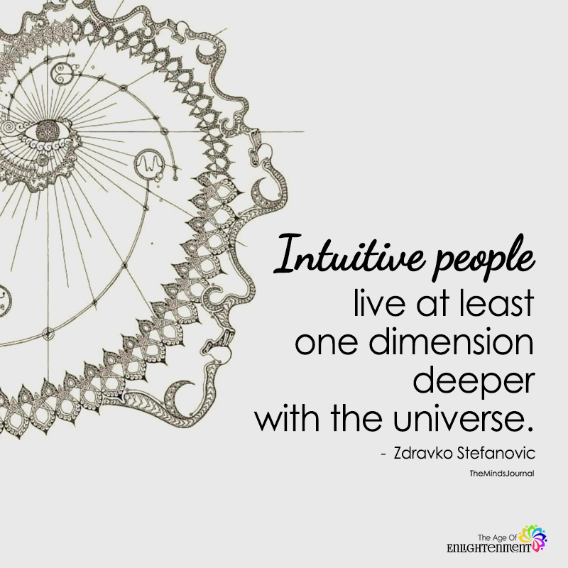 Intuitive People