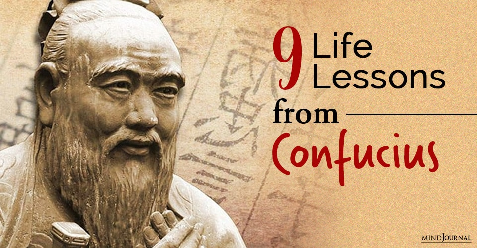 Life Lessons from Confucius
