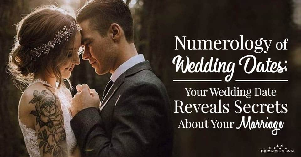 Marriage Numerology Number: Find Out How This Affects Your Marriage