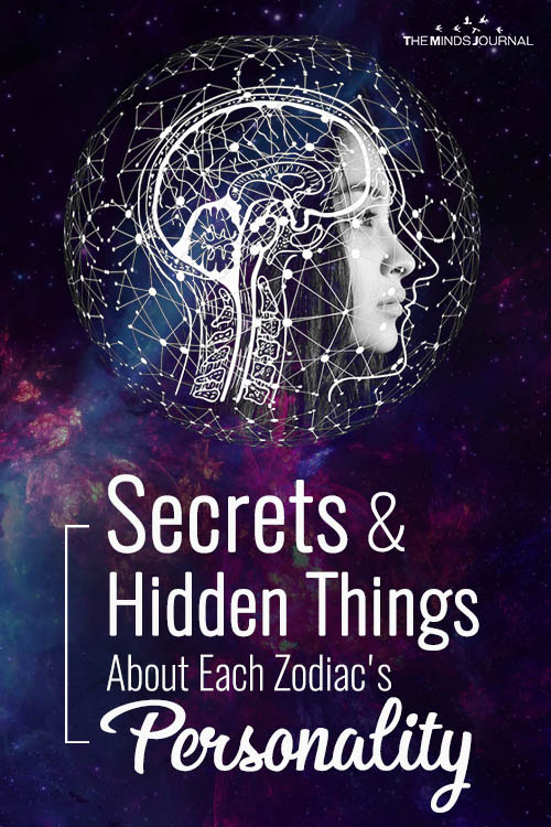 Secrets and Hidden Things About Each Zodiac's Personality