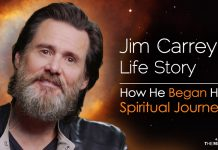 The Story Of Jim Carrey On How He Began His Spiritual Journey
