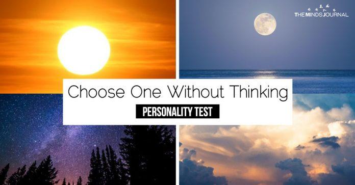 This Impulse Quiz Reveals Your Inner Strength.