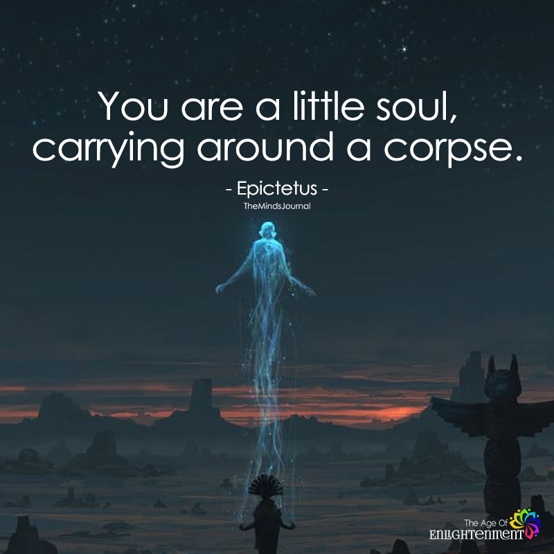 You Are A Little Soul