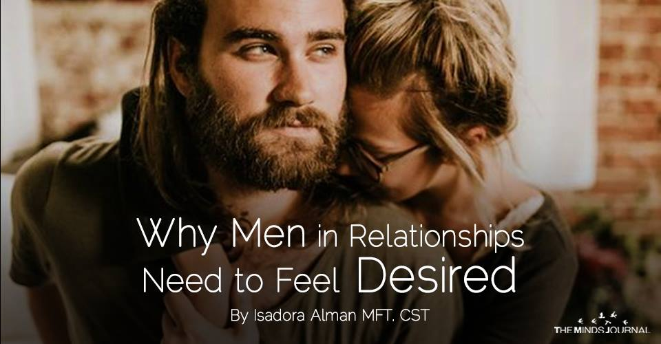 Why Men in Relationships Need to Feel Desired