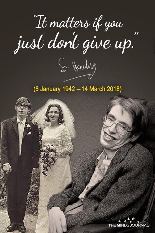 Top Stephen Hawking Quotes and Lessons That Will Inspire You To Think Bigger and Never Get Discouraged In Life