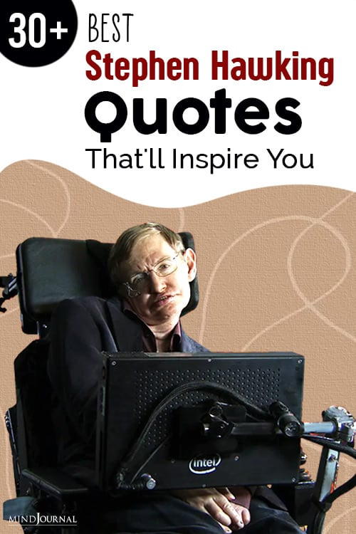 stephen hawking quotes pin