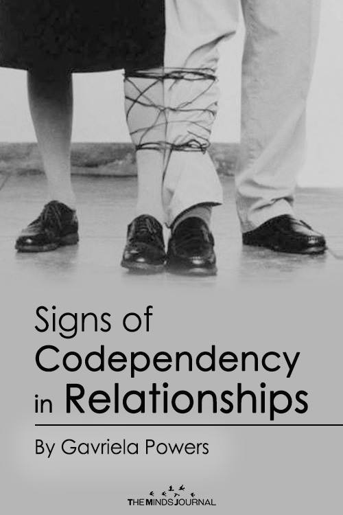 Signs of Codependency in Relationships