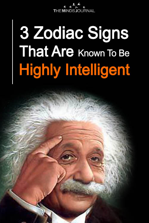 3 Zodiac Signs That Are Known To Be Highly Intelligent
