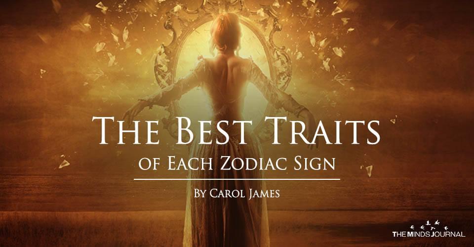 traits of each zodiac signs