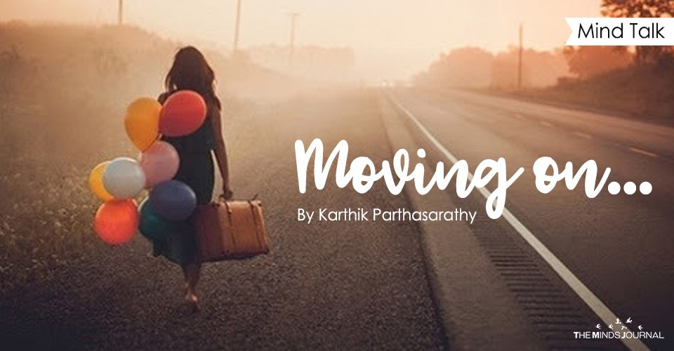 Moving on…