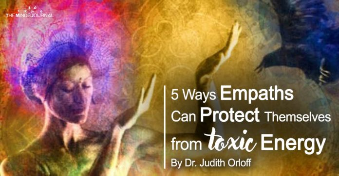 5 Ways Empaths Can Protect Themselves from Toxic Energy