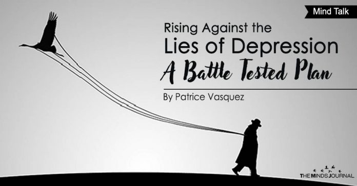 Rising Against the Lies of Depression: A Battle Tested Plan