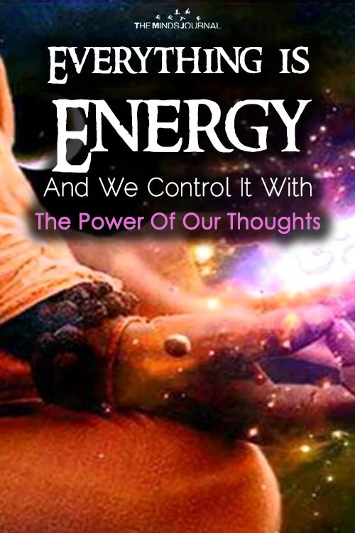 Energy and thoughts