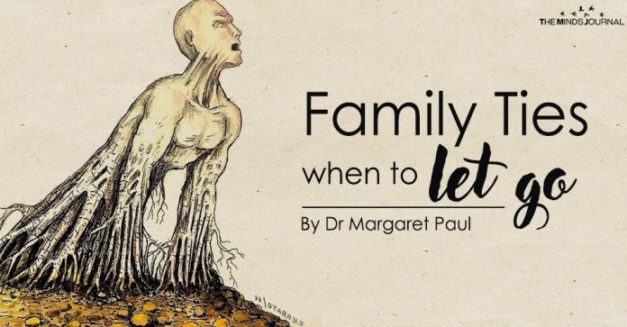 Family Ties - When to Let Go
