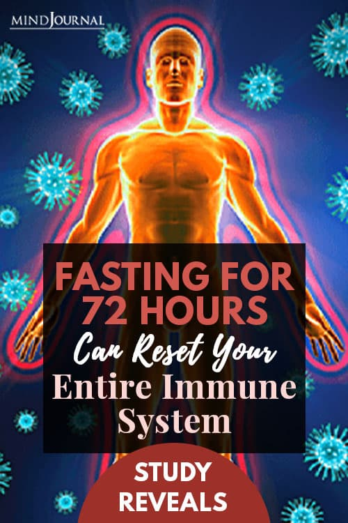 Fasting Reset Entire Immune System Pin
