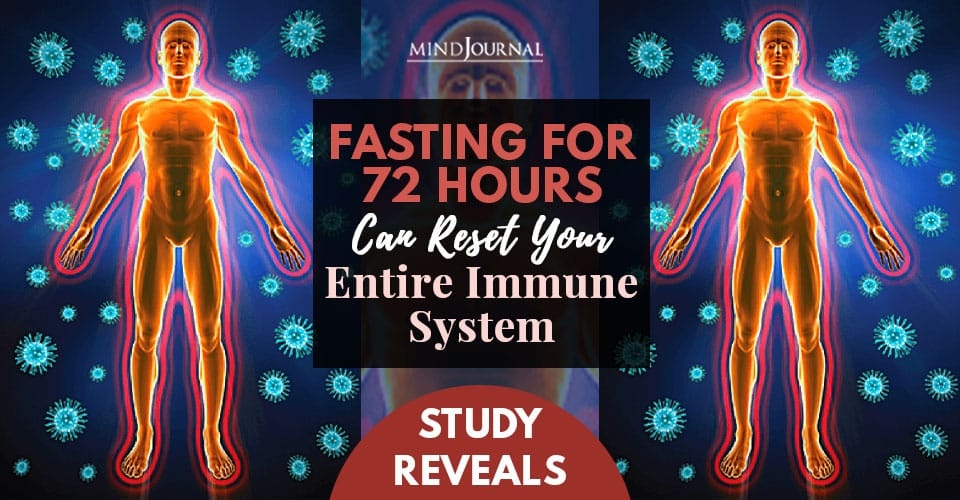 Fasting Reset Entire Immune System