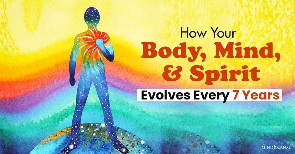 How Body Mind Spirit Evolves