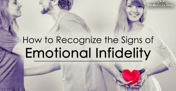 How to Recognize the Signs of Emotional Infidelity