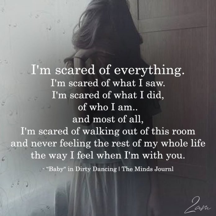 I'm Scared Of Everything
