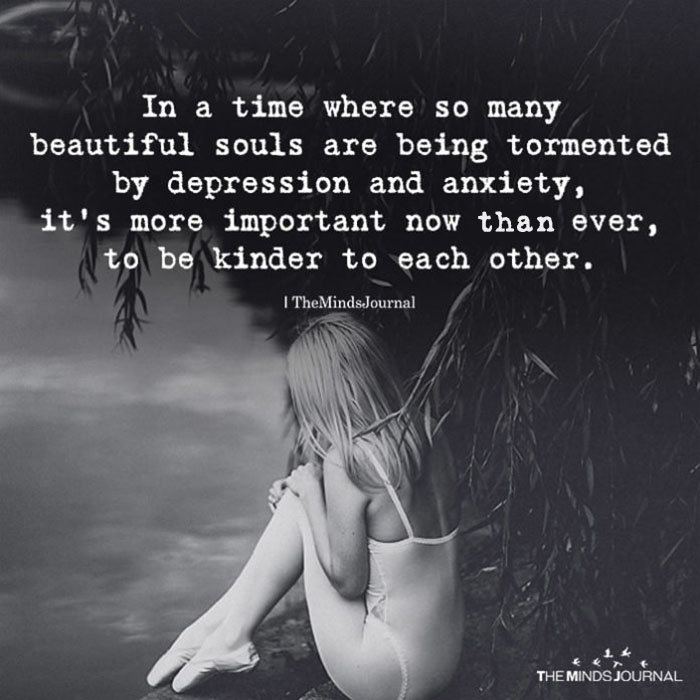 In A Time Where So Many Beautiful Souls