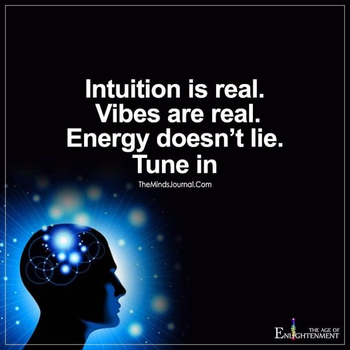 Intuition is Real