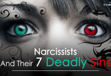 Narcissists And Their 7 Deadly Sins