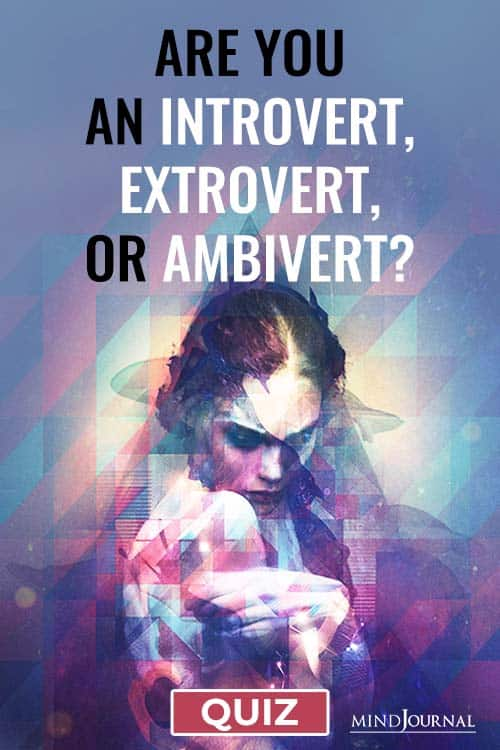 Naturally Introvert Extrovert Or Ambivert pin