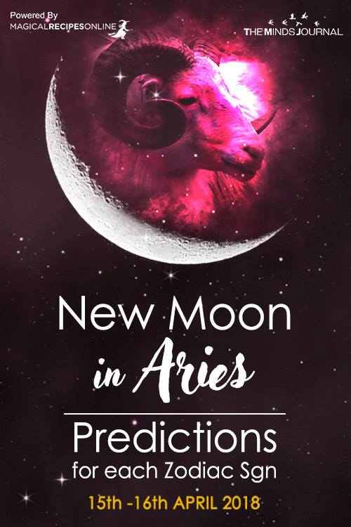 Predictions New Moon in Aries – April 15-16