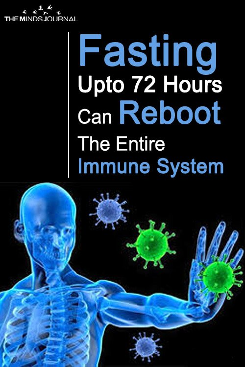 New Study Reveals Fasting Upto 72 Hours Can Reboot The Entire Immune System