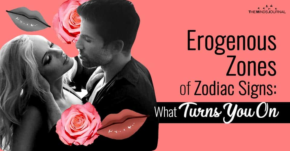 Erogenous Zones of Zodiac Signs: What Turns You On?