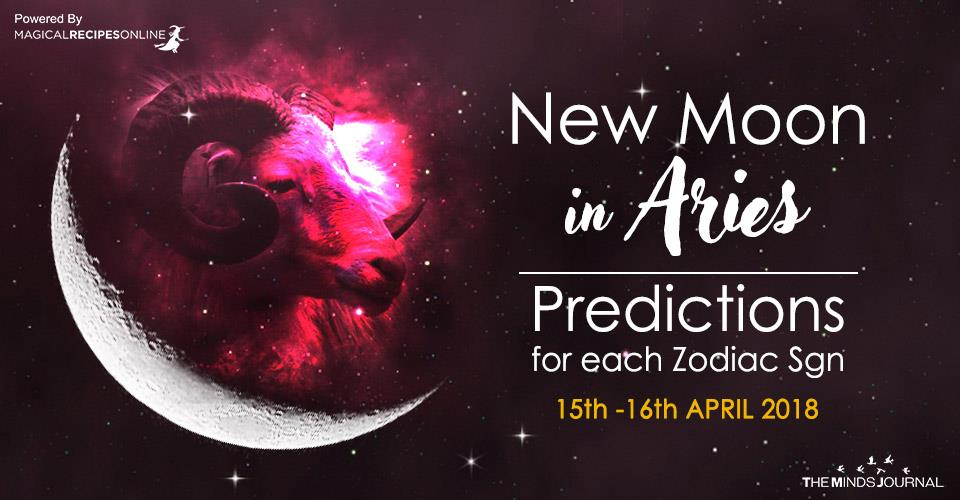 Predictions New Moon In Aries April 15 16 The Minds Journal