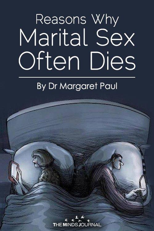 Reasons Why Marital sex Often Dies