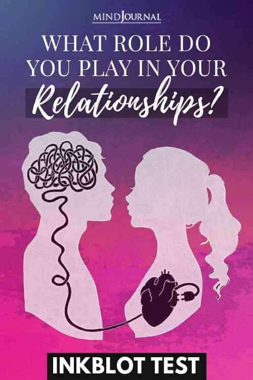 Role Play In Relationships Inkblot Test Pin