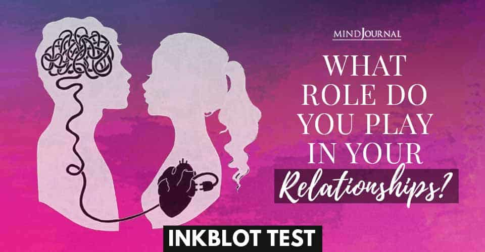 Role Play In Relationships Inkblot Test