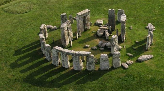Stonehenge England Spiritual Places